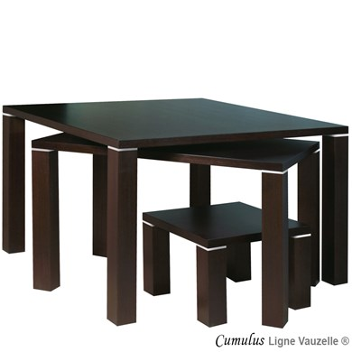 Table CUMULUS 75 NON MONTEE