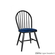 Chaise ODETTA Assise Galette