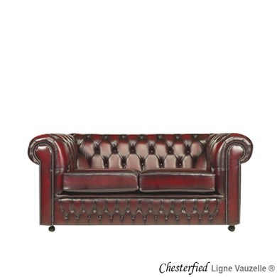 Canapé CHESTERFIELD 2 Places