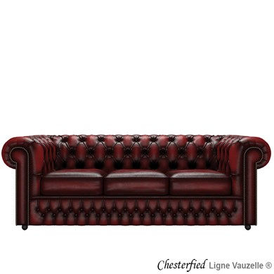 Canapé CHESTERFIELD - 4,5 Places