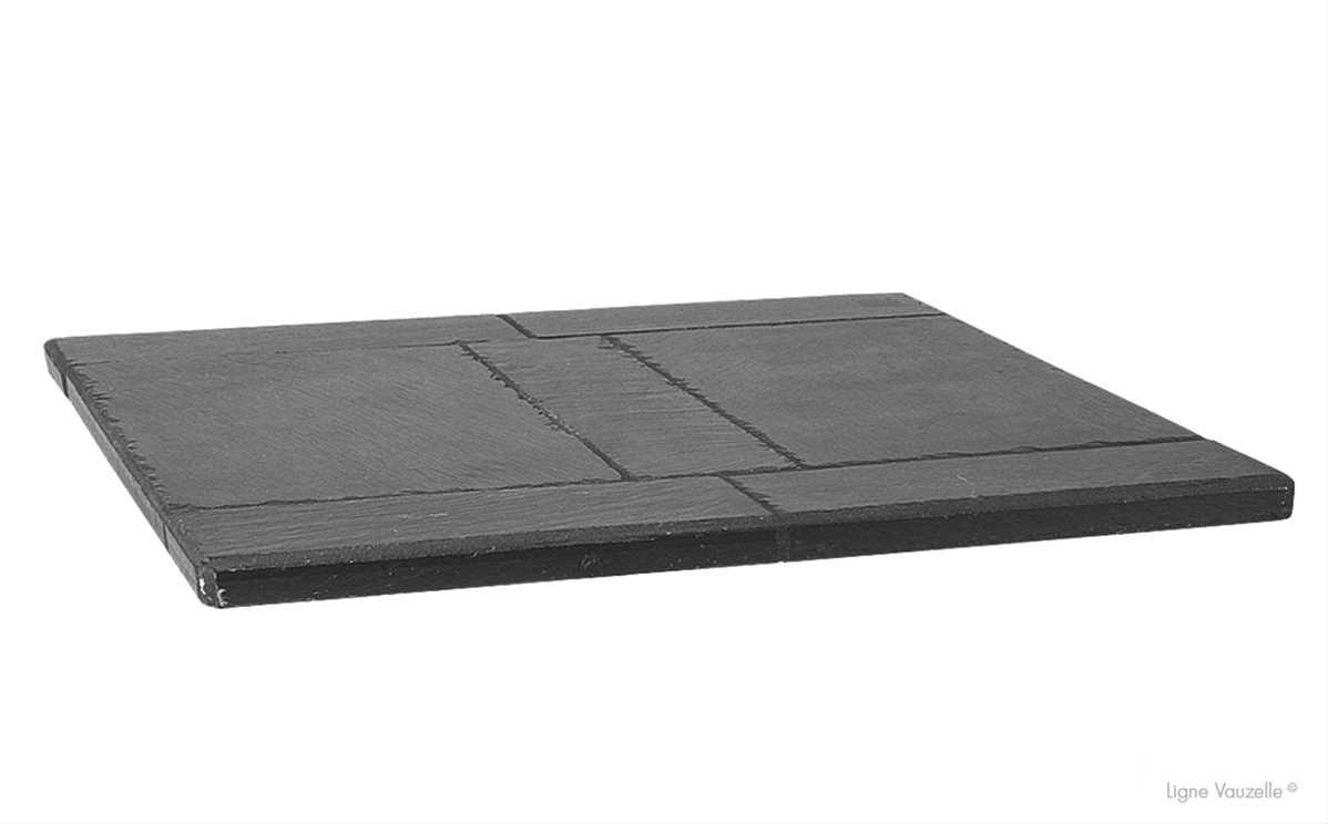 plateau ardoise sur backelise ligne vauzelle. Black Bedroom Furniture Sets. Home Design Ideas
