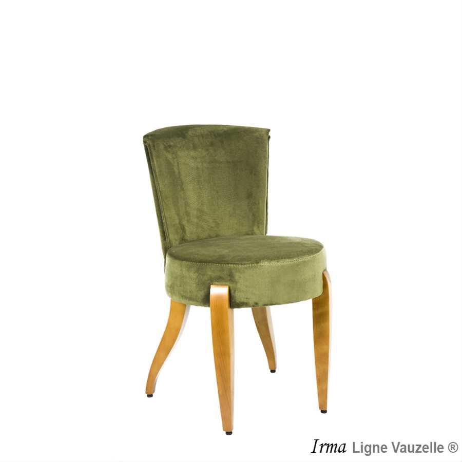 Chaise irma ht assise 48 cm ligne vauzelle for Chaise hauteur assise 48