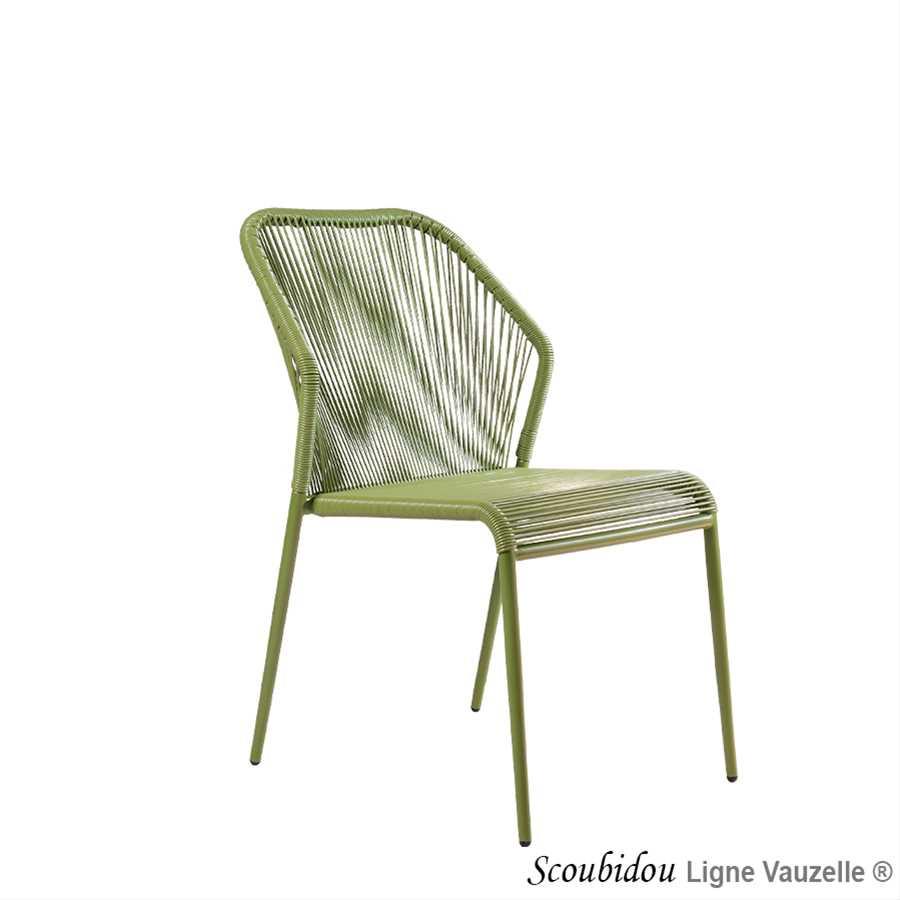 scoubidou chaise