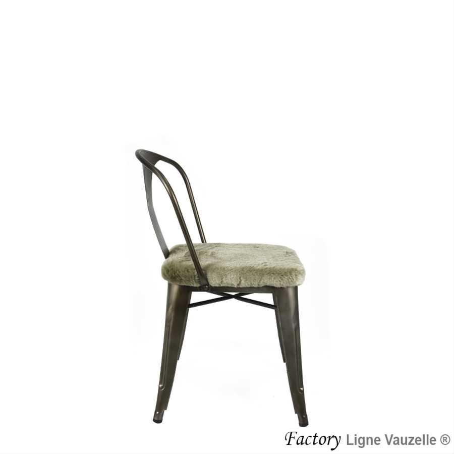 Chaise Factory Vauzelle