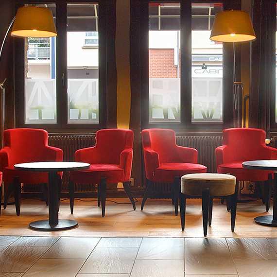 Fauteuil Irma Lounge Hauteur D Assise 42 Cm Ligne